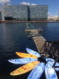 Kajakpolo i København sæsonstart 2015